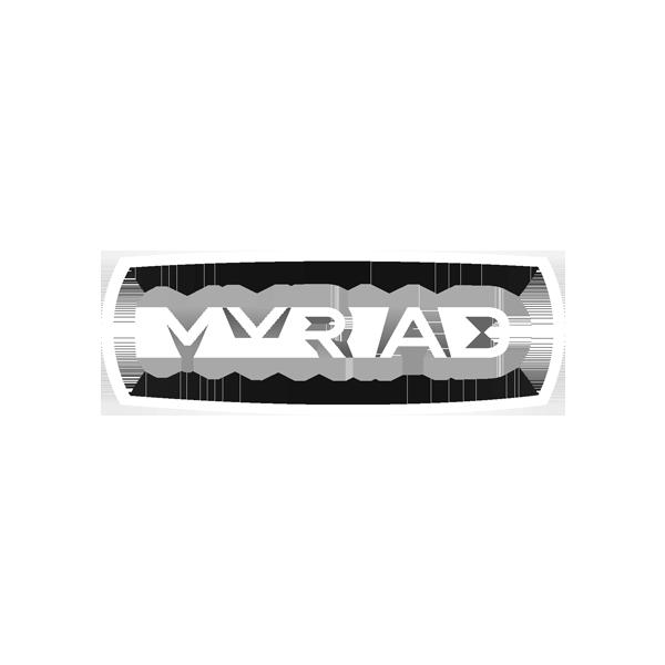 Myriad Marketing Logo