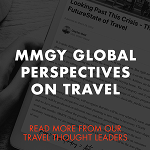 MMGY GLOBAL PERSPECTIVES ON TRAVEL