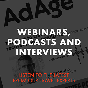 WEBINARS, PODCASTS AND INTERVIEWS